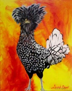 Funky Chicken'15